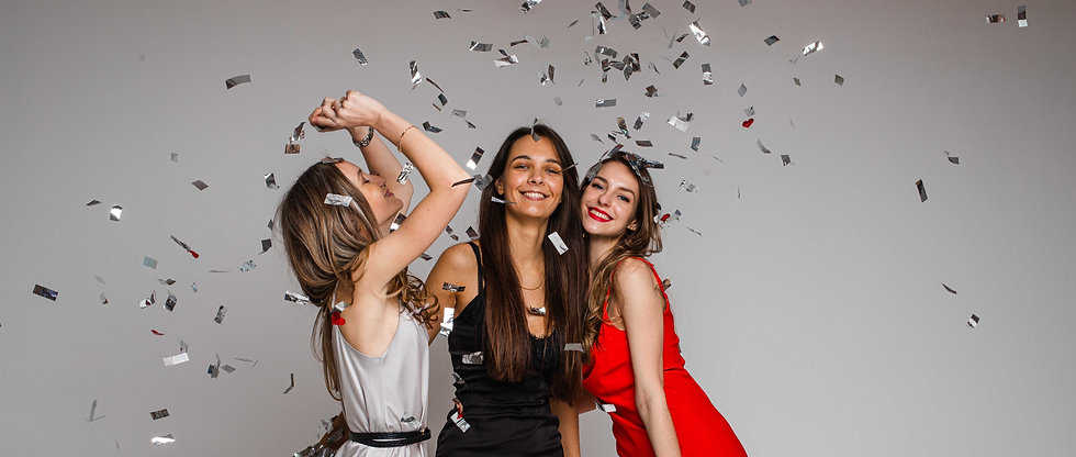 celebrating-young-girls-friends-wearing-
