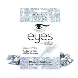 Silver Eyes Mask