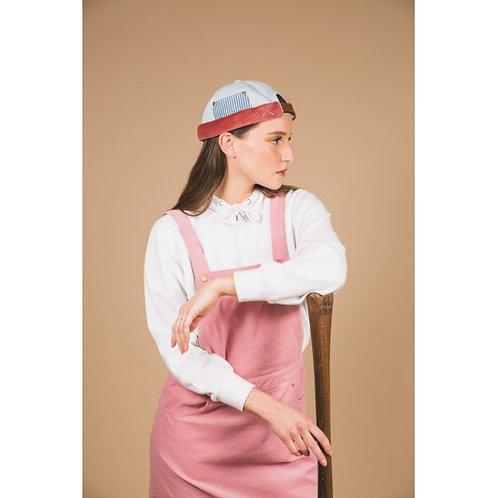 Miki rose coton patchwork
