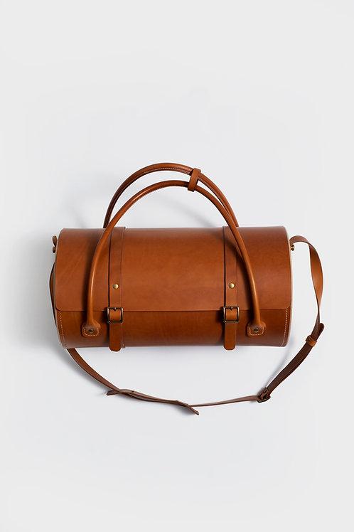 Le Pause Weekend - sac de voyage en bois et cuir