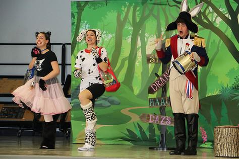 The Bremen Town Musicians - Opera Saratoga