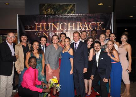 The Hunchback of Notre Dame - La Mirada (opening night press coverage)