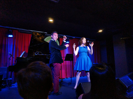 Too Fat for Musical Theater, Too Skinny for Opera - E Spot Lounge