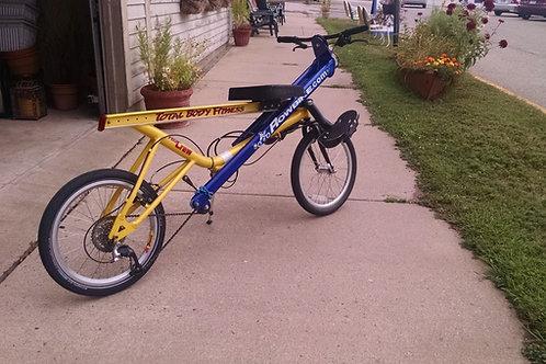 Pre-Owned Rowbike 720