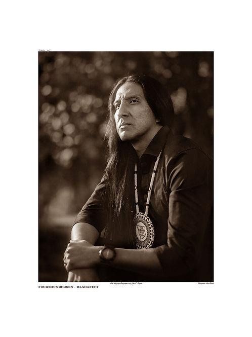 FourThunderSon ~ Blackfeet