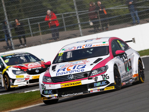 Epps Makes Step Forward With Superb Silverstone Top Tens