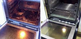 Easy DIY Oven Cleaning