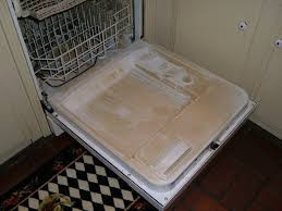 Dirty Dishwasher = Dirty Dishes