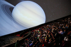 New Jersey is home to the Largest Planetarium in the Western Hemisphere