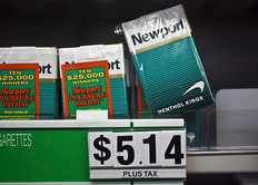NJ to be the first state to ban Menthol Cigarettes?