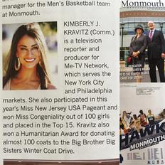 Monmouth Magazine - Fall 2015 Edition