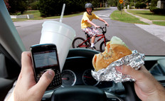 Distracted Driving Proposal in New Jersey