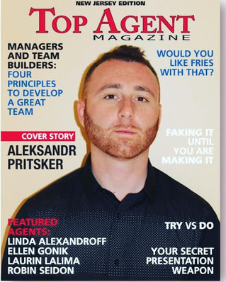 Top Monmouth County and New Jersey Realtor - Aleksandr Pritsker