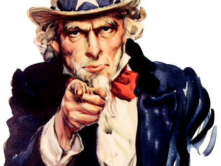 I WANT YOU to be COVIDSafe!
