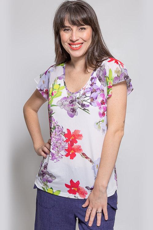 Blusa Orquidea - 5X R$13,86
