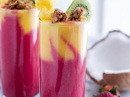 Receita: Smoothie Tropical