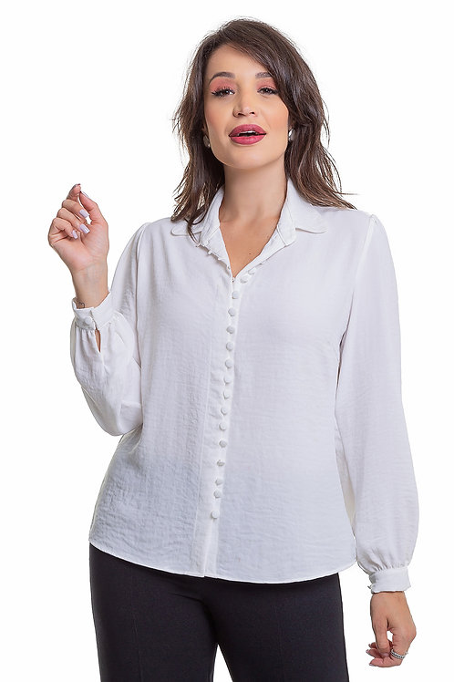 Camisa Botões - 5X R$55,80