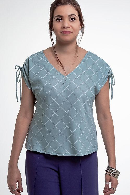 Blusa Crepe Dior - 5X R$17,52