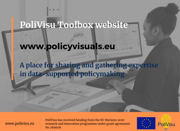 The PoliVisu Toolbox: Learn How to Use Big Data to Create Visualisations to Support Policy Work