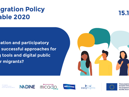 Joint Migration Policy Roundtable 2020
