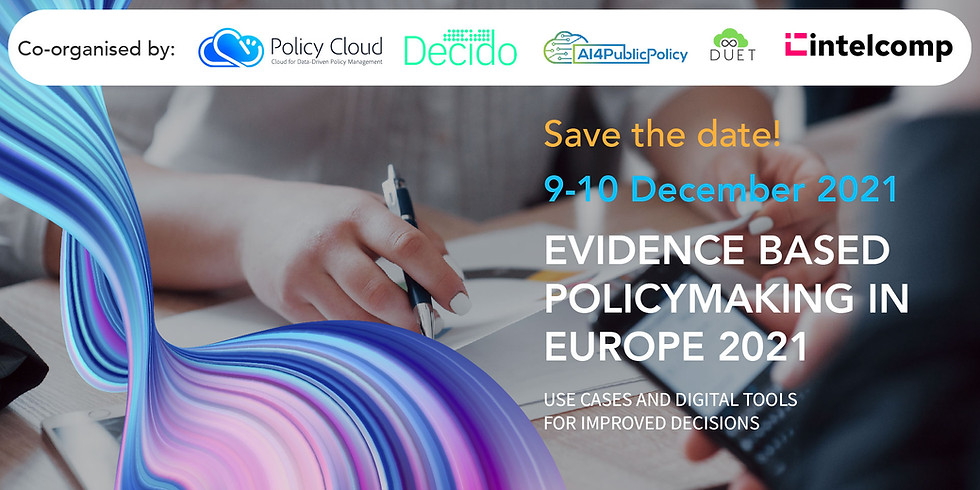 Evidence Based Policy Making in Europe Conference 2021