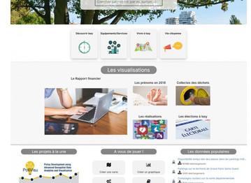 Open Data portal revamp by Issy