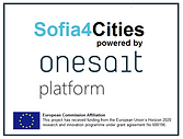 Sofia4cities powered by OnesaitPlatform.