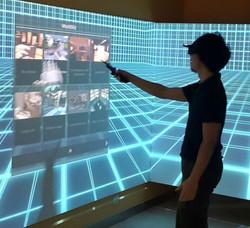 Immersive VR System