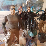 Terminator figurines from $69 available for purchase