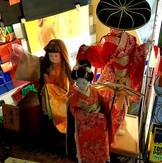Japanese Dolls x3