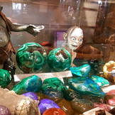 Malachite collectables