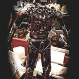 Darth Vader Figurine (metal, handmade)