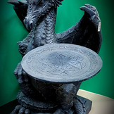 Large Dragon statue (heavy piece)