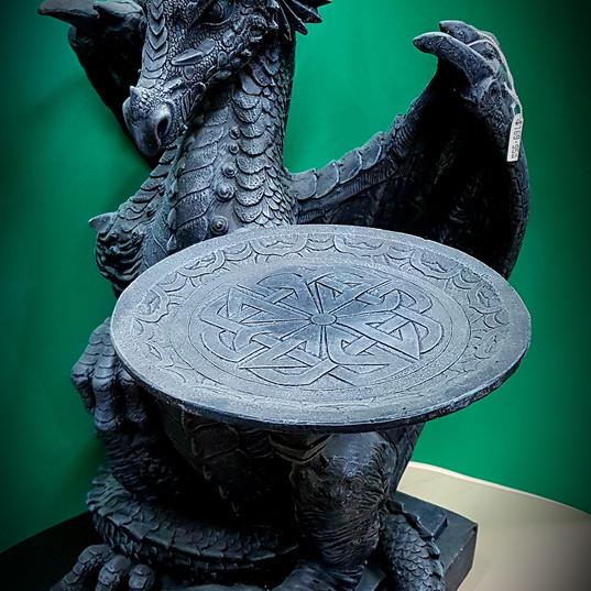 Large Dragon statue (heavy piece)