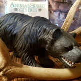 Onyx bear (large)