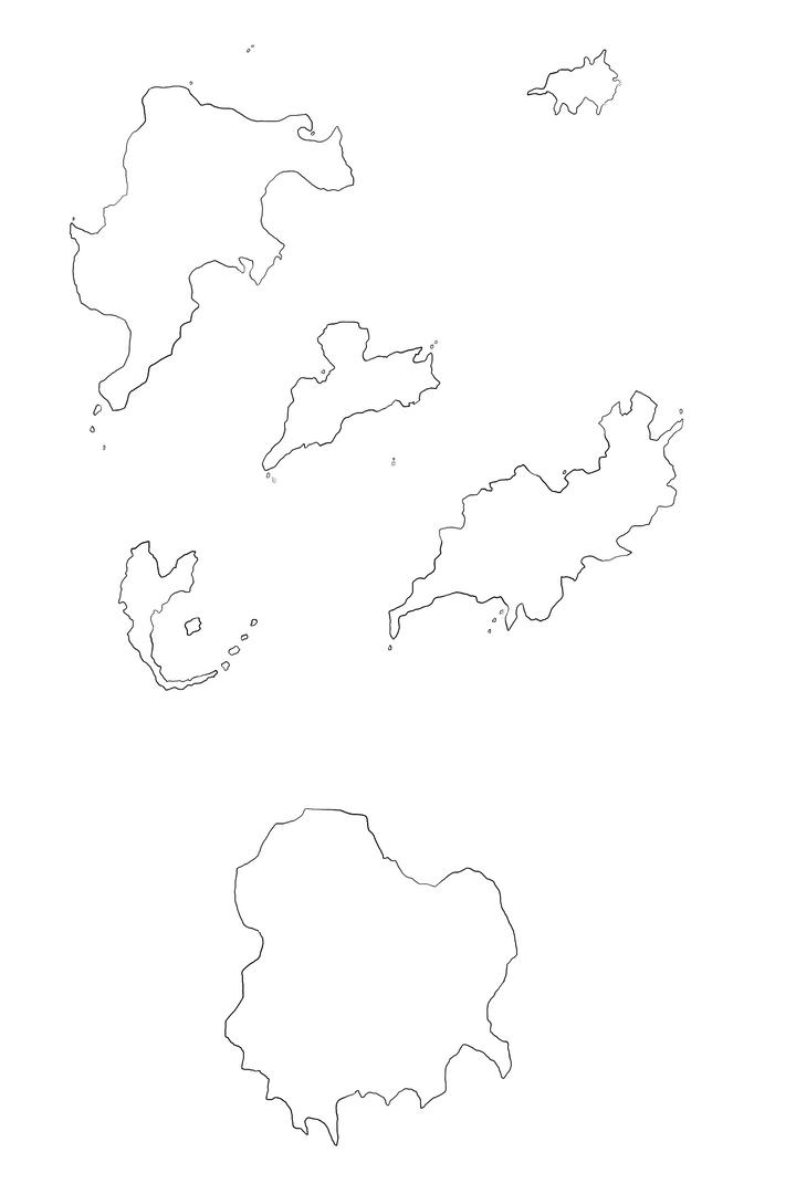 Joshlanderos Map continents blank.png