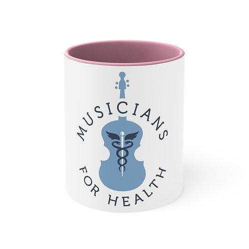 Musicians for Health Coffee Mug