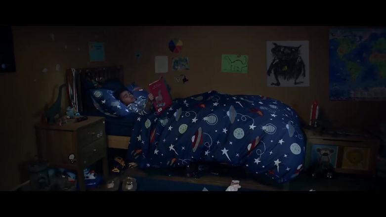 Dir. Michel Gondry - John Lewis Christmas - Moz the monster
