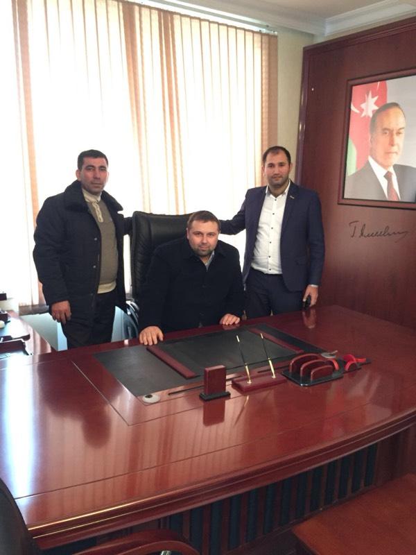 Открытие офиса в Баку