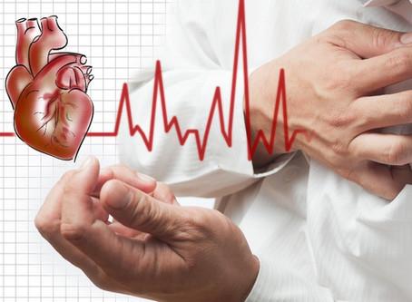 4 основных признака сердечного приступа, которые вам нужно знать!