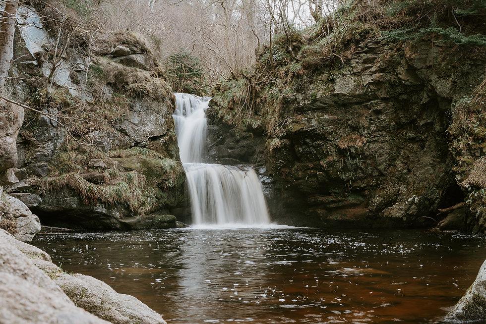 Linn Falls - Aberlour - Long Exposure
