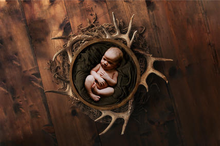 Newborn Photographer Aberdeenshire