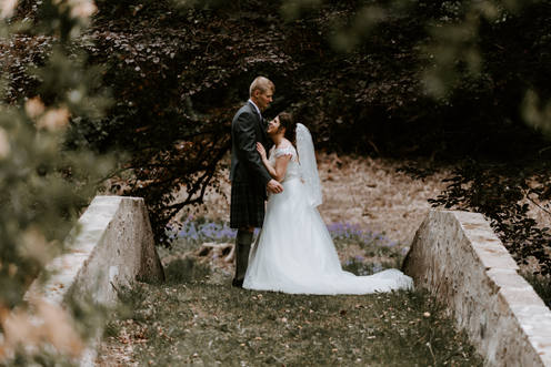 Aberdeenshire wedding photography