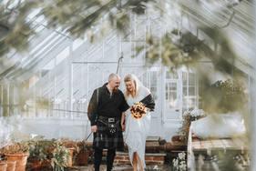 greenhouse couple