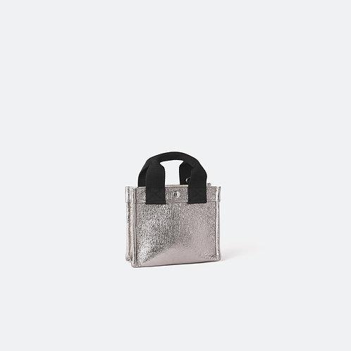 TOTE XXS - Platinum Leather