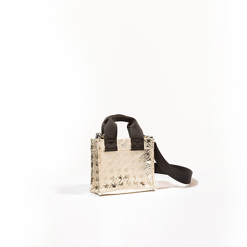 TOTE XXS - Silver Houndstooth