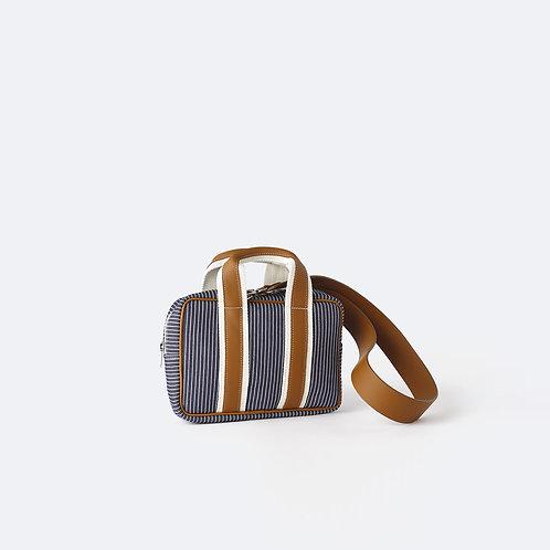 CROISETTE - Navy Fine Stripes