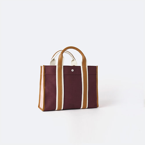TRAVELLER M - Bordeaux Linen