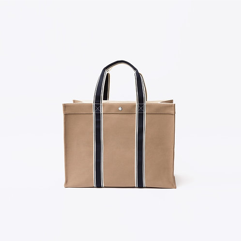 TOTE - Beige Canvas