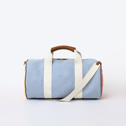 AVENTURE - Light Blue Oxford